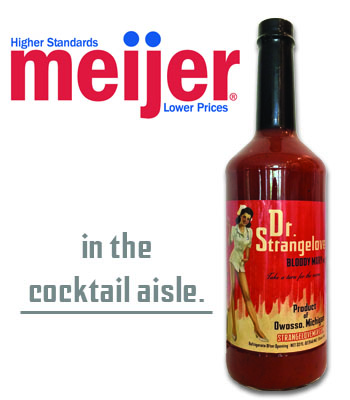 Dr. Strangelove Mix now at Meijer